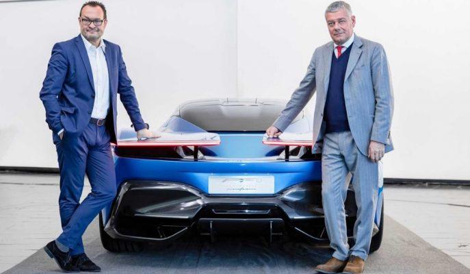 Pininfarina PFO Hipercar'ın Gücü Standart 3 Spor Arabadan Fazla!
