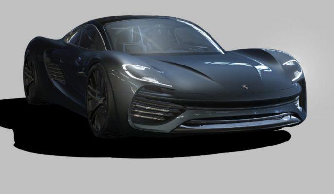 Porsche Orta Motorlu Bir 988 ile Lamborghini Huracan'a Rakip Olabilir!