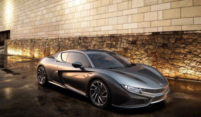 Çinli Qiantu Elektrikli K50 Spor Aracını Amerika'da İmal Edecek!