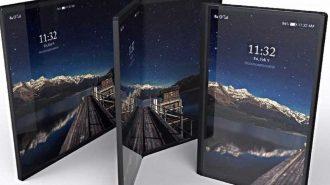 Qualcomm'un Yeni Yıldızı Snapdragon 855 Katlanabilir Telefonlarda Kullanılabilecek
