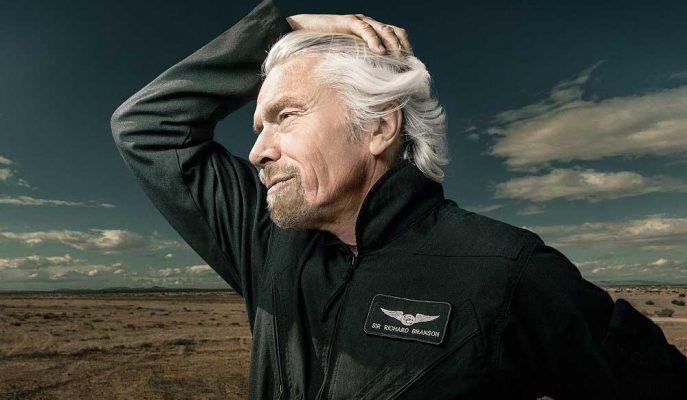Richard Branson: Virgin Galactic İnsanları Yılbaşından Önce Uzaya Götürecek!
