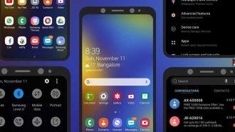 Samsung Gelecekteki Arayüzü One UI için Tanıtım Videosu Yayınladı