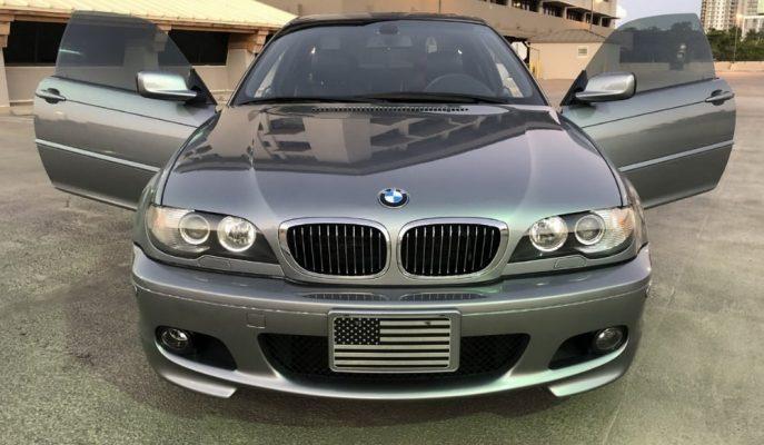 BMW'nin ABD'ye Özel E46 330Ci ZHP Modellerinden Biri Satılıyor!