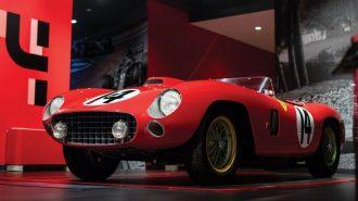 Şampiyon 1956 Ferrari 290 MM 22 Milyon Dolara Satıldı!