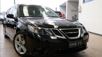 Dünyada Tek Kalan Sıfır Saab 9-3 Vagon Satılıyor!