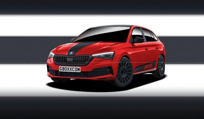 Yeni Skoda Scala'ya Gelen İlk RS Tasarım Yorumu!