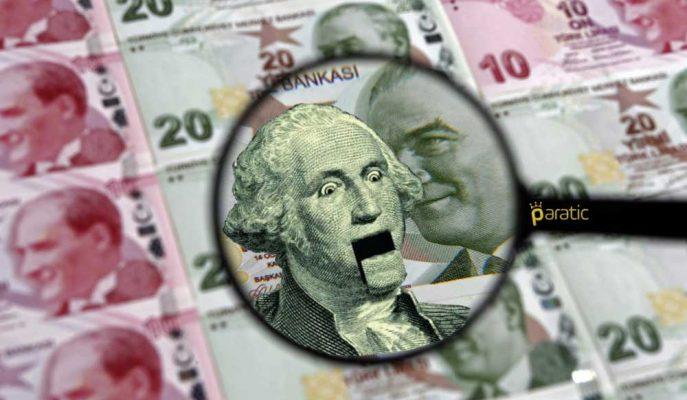 Türk Lirasındaki Değerlenme ile Dolar Yeniden 5,25 Sınırında Seyrediyor