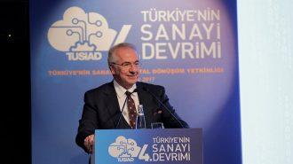 TÜSİAD Başkanı Hedeflerinin Dijital Çağı Yakalayan Bir Türkiye Olduğunu Söyledi