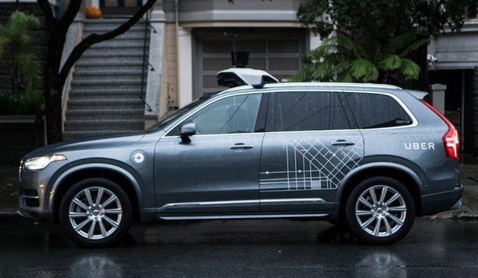 Uber'in Kaza Yapan Otonom Volvo XC90'ları Sahalara Tekrar Dönüyor!