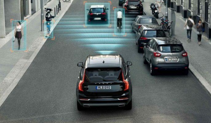 Volvo Otonom Araçlarını İnsan Hareketlerine Göre Geliştiriliyor!