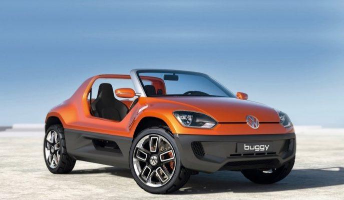 """VW ID Elektrikli Araç Filosuna """"Beach Buggy""""yi de Katıyor!"""