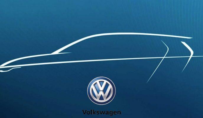 2020 Yeni Nesil VW Golf 8'e Dair İlk Teaser Paylaşıldı!