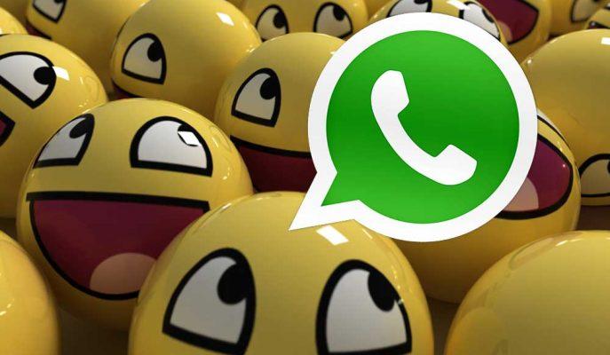WhatsApp Kütüphanesindeki Emojileri Yeniden Tasarladı!