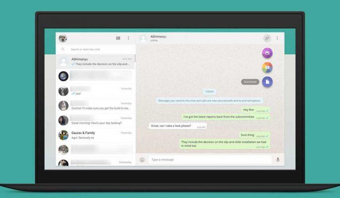 WhatsApp'ın Kullanışlı Özelliği Resim İçinde Resim Modu Web Sürümüne Geldi
