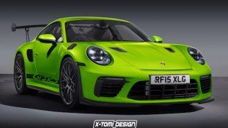 Yeni Kasa 992 Porsche 911'e Speedster ve GT3 RS Yorumu!