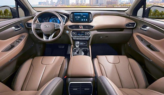 Hyundai, 2019 Santa Fe'de Dünyada İlk Olacak Bir Özelliğe Yer Veriyor!