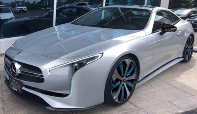 Mercedes SL'ye Erken Gelen Elektrikli EQSL Yorumu!