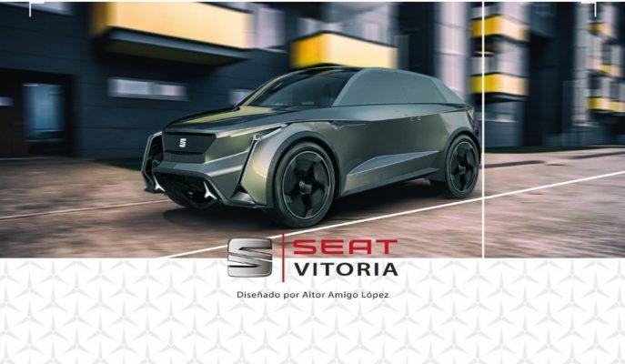 """Seat'tan Geleceğin Seviye 5 Otonomlu Aracı """"Vitoria SUV"""""""