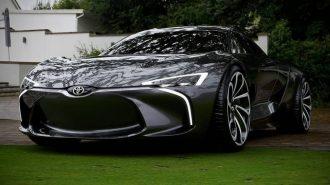 Toyota Efsanelerinden MR2'ye Gelen Büyüleyici Tasarım!