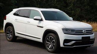 2020 VW Atlas Sport Coupe'nin Üretim Sürümü Gösterildi!