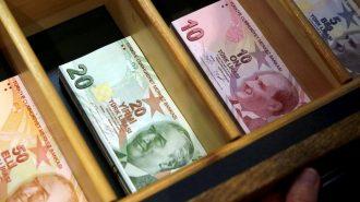 Yurt İçi Yerleşiklerin Finansal Varlıkları 3 Ayda Yüzde 6,6 Eridi