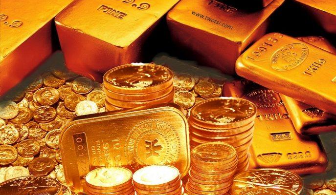 1,287 Doları Gören Ons Altın Yukarı Yönlü Seyrini Sürdürüyor