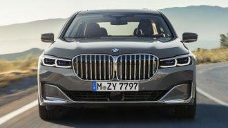 Büyüyen Yeni Izgarasıyla 2019 BMW 7 Serisi Karşınızda!