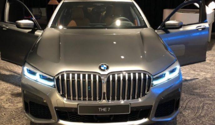 2020 BMW 7 Serisi'ne Dair En Net Görüntü Geldi!