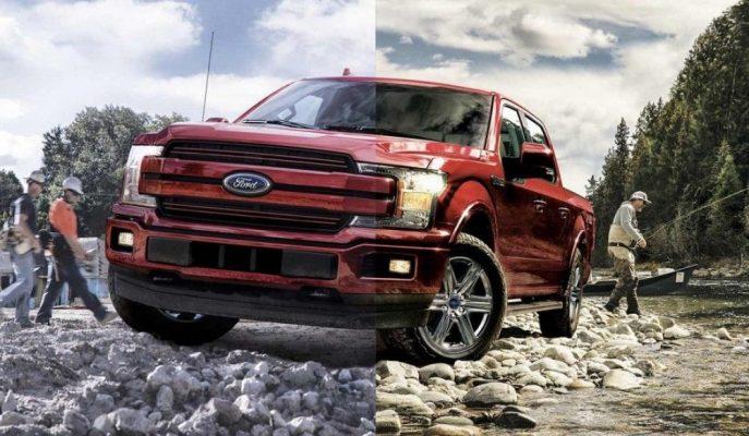 Ford, F-150 Pick-up'ını 2020 Yılında Elektriklendiriyor!