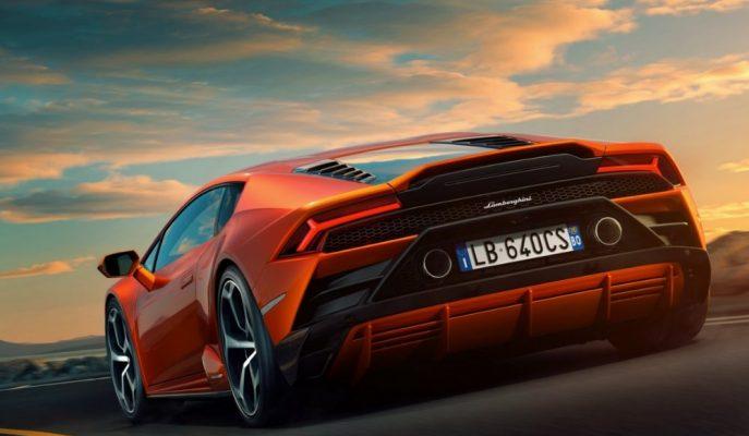 2020 Yeni Lamborghini Huracan Evo Yüksek Teknoloji Paketleriyle Gösterildi!