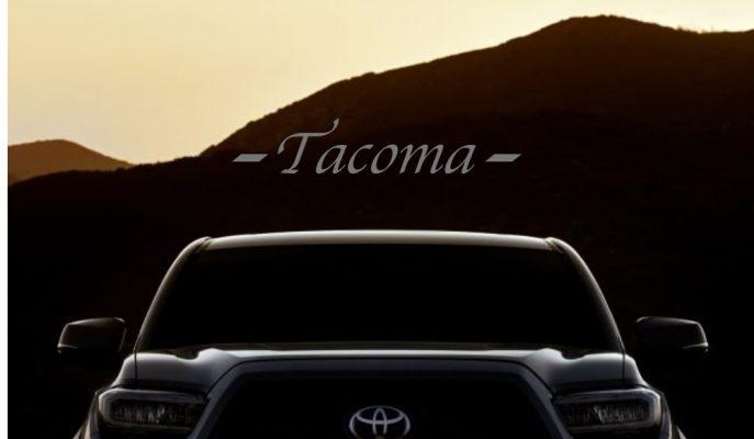 Toyota'nın Tacoma Pick-up'ı Yeni Haliyle Geliyor!