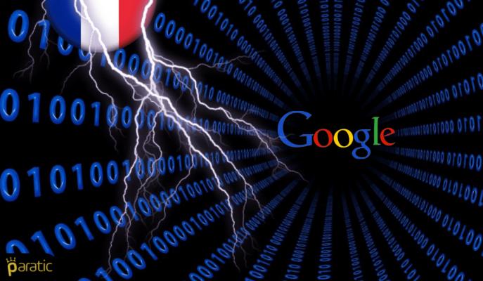 AB'nin Tarihi Cezası ile Karşılaşan Google, Bugün Açılacak Nasdaq Endeksinde Düşebilir!