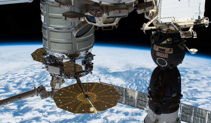 ABD ve Çin Ay Görevi için Birleşirken Rusya ile Uzay Ortaklığı Sona Eriyor