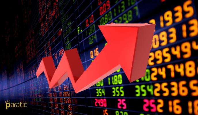 ABD Hazine Kıymetleri, Dow 30 ve Diğer Vadeli Endekslerde %1.0'e Yakın Artış