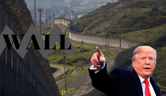 Başkan Trump Duvarı Yapmayan Eski Yönetimlerin Pişman Olduğunu Belirtti