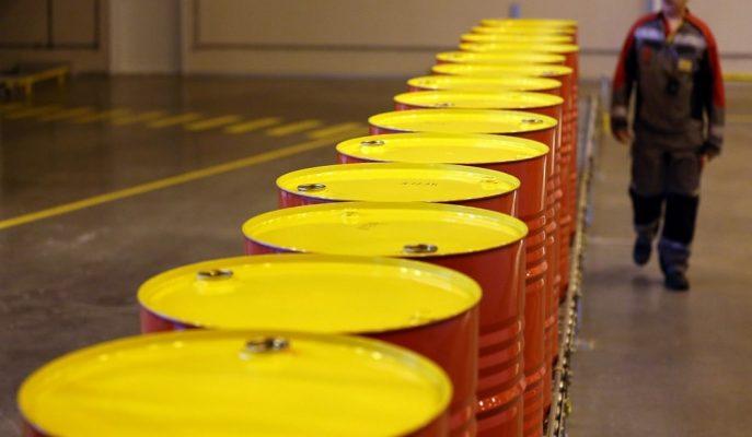 Brent Petrol ABD Üretiminin Yavaşlamasıyla 59 Dolara Yaklaştı