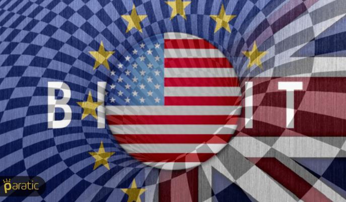 """ABD Vadelileri ile Avrupa Endekslerinde Gözlenen Düşüş ve Brexit'te Beklenen """"B"""" Planı"""