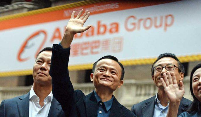 Alibaba Hisseleri Şirketin 41 Milyar Dolarlık Harcama Rekoruyla Yükseldi!