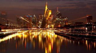 Almanya Ekonomisi 5 Yılda En Zayıf Büyümesini Kaydetti