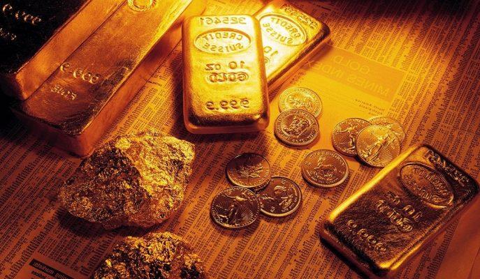 Altın İki Haftanın En Düşük Seviyesine Yakın Seyrediyor