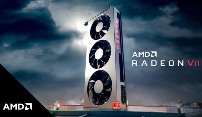 AMD Beklenen Üst Düzey Ekran Kartı Radeon VII'yi Tanıttı!