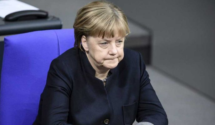 """Angela Merkel: """"Yaklaşan Dünya Düzeni Hakkında Ciddi Şüphelerim Var"""""""