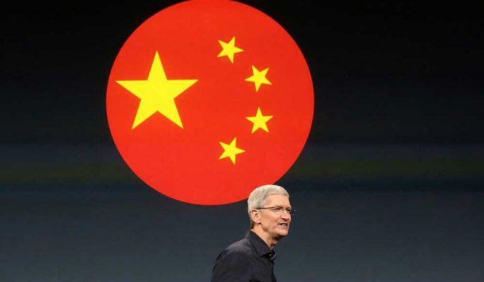 Apple'ın Çin Geliri Yüzde 27 Düşerek 13 Milyar Dolara Geriledi!