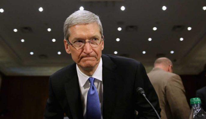 Apple CEO'su Tim Cook'un Çin Ekonomisini Suçlaması Piyasaları Karıştırdı!