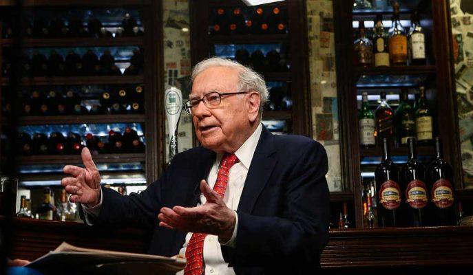 Apple'ın Düşüşü Warren Buffet'a 2.8 Milyar Dolar Kaybettirdi