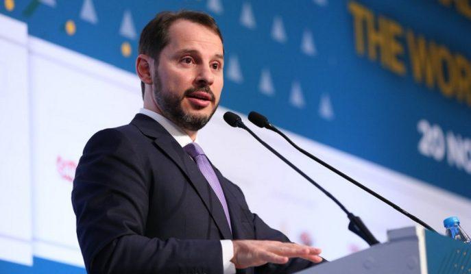 """Bakan Albayrak: """"Dengelenme Sürecinde Önemli Mesafeler Alındı"""""""