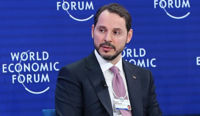 Davos'ta Konuşan Bakan Albayrak Etkin Bir Hazinecilik Ortaya Koyacaklarını Söyledi