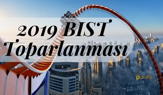 BIST 2019'un İlk Haftasında Toparlansa da Kayıplar Büyük