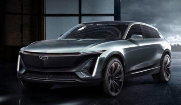 Cadillac İlk Tamamı Elektrikli Modelini Bu Şık Crossoverla Gösterdi!