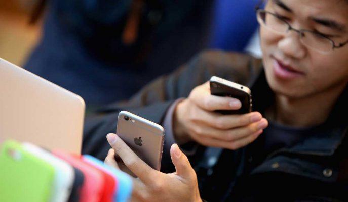 Çinli Perakendeciler Son Model iPhone'ları Elden Çıkartabilmek için Dev İndirimler Yapıyor!